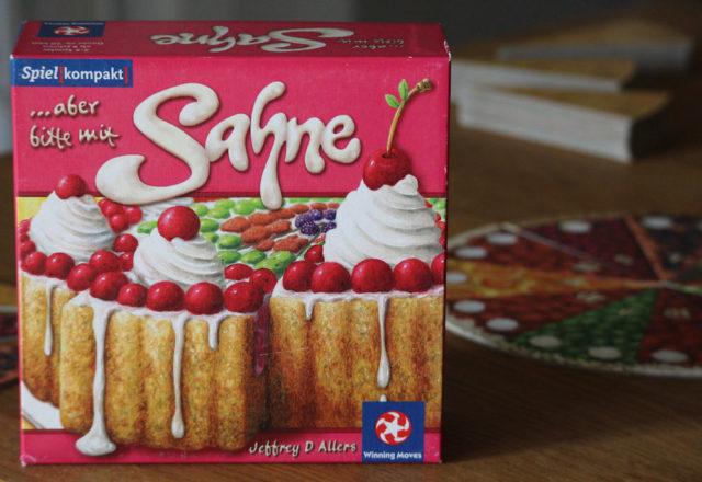 ...aber bitte mit Sahne - eli Piece 'o Cake. Herkullinen ulkoasu ja nimi, joka todellakin sopii pelille.