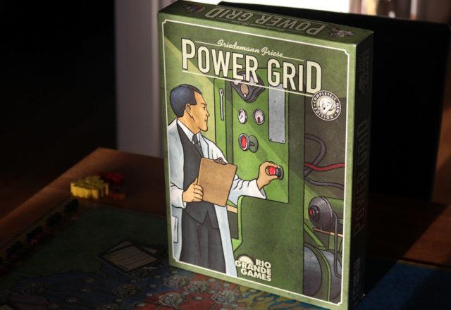 Power Grid -moderni klassikko.