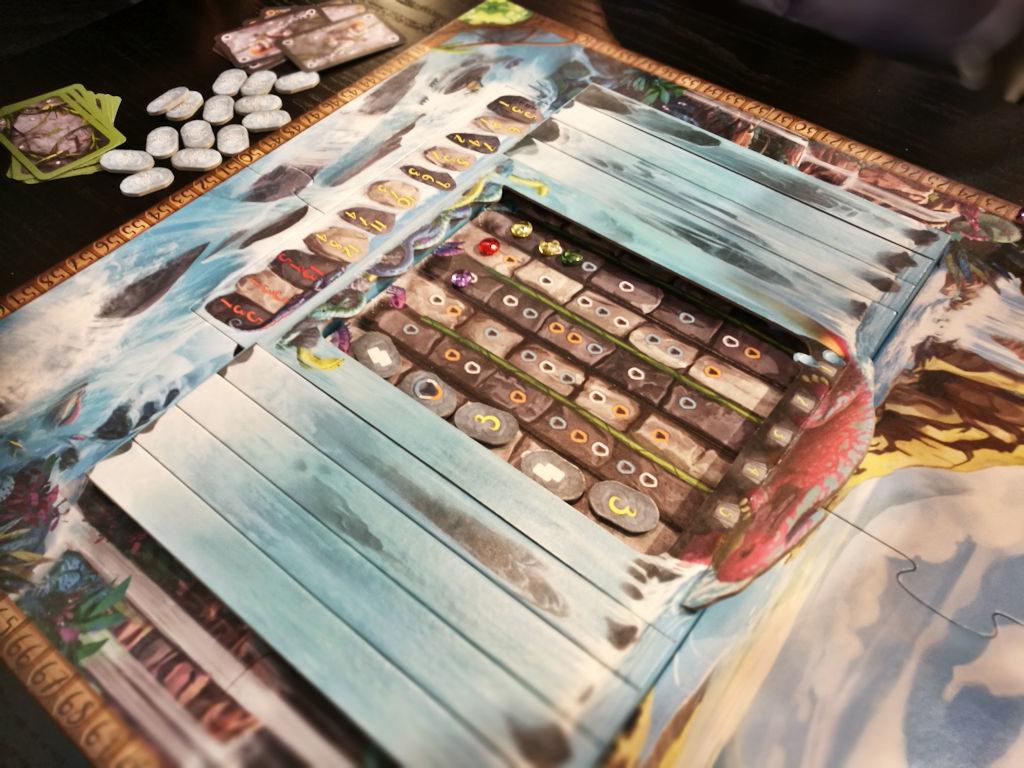 Haban Iquazu on paitsi kaunis, myös peli, joka maistuu niin perheille kuin harrastajillekin.