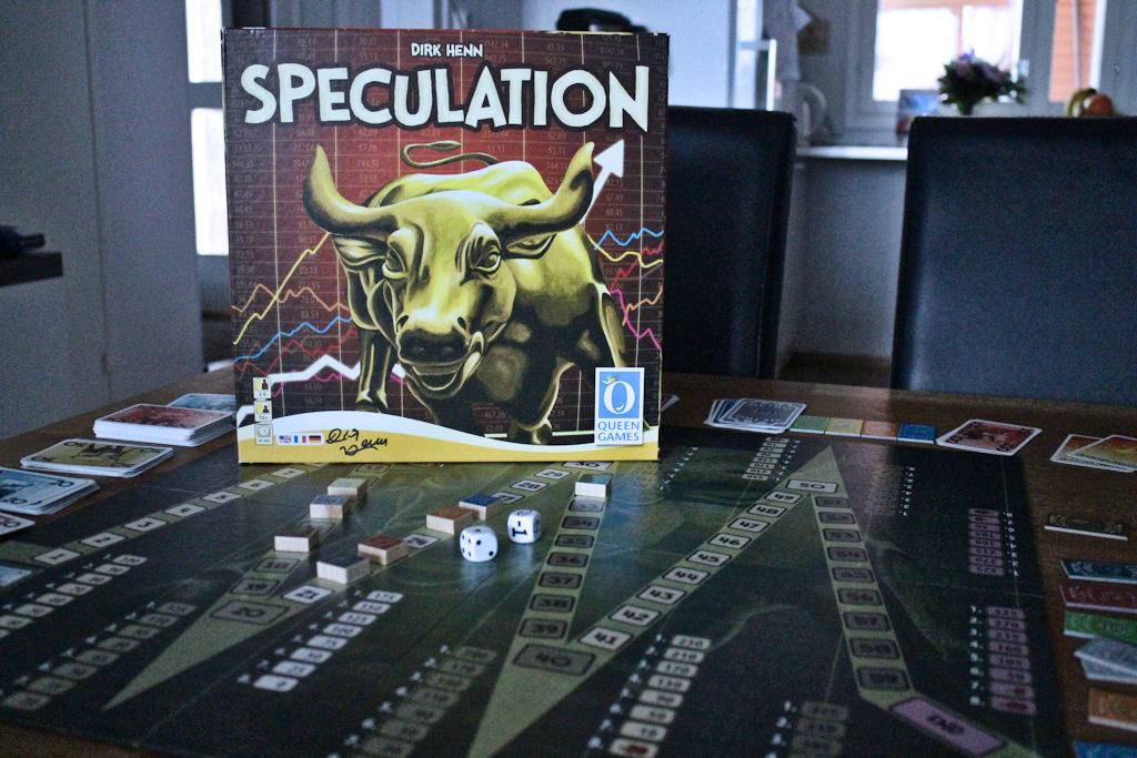 Speculation, osakepeli vailla vertaa.