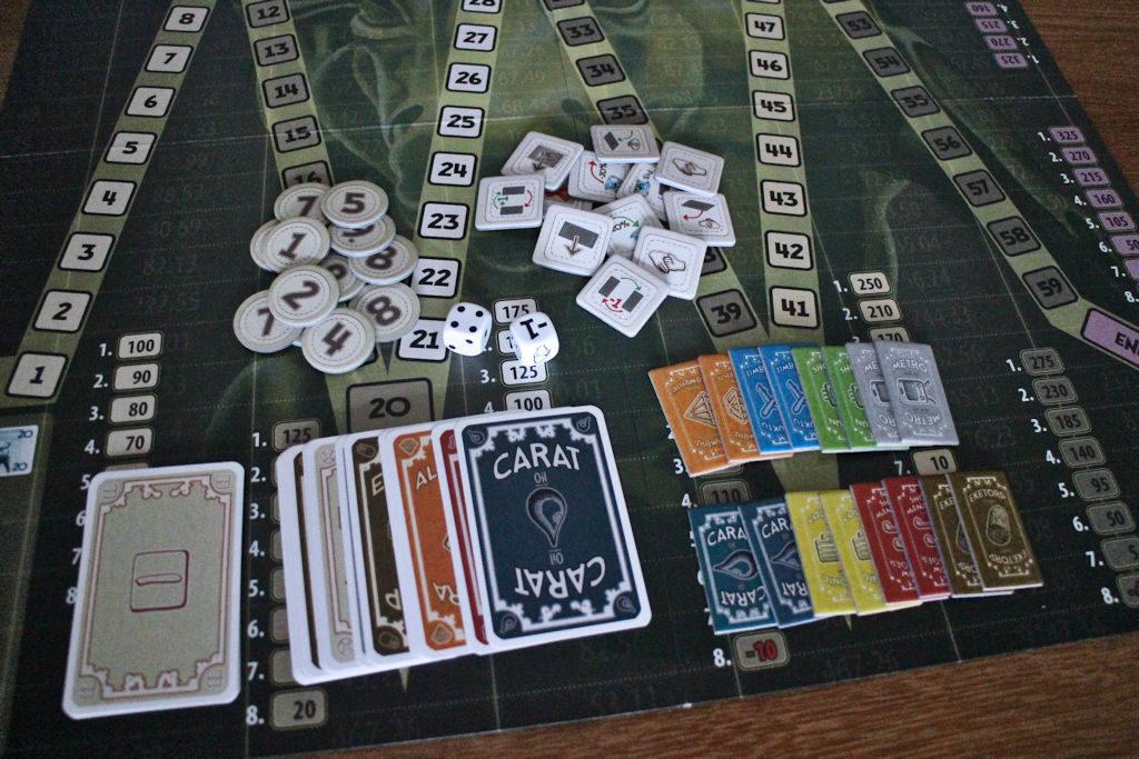 Queen Gamesin lisäosia; nämä tulevat pelin Kickstarter-painoksen mukana, mutta ovat ostettavissa myös erikseen.