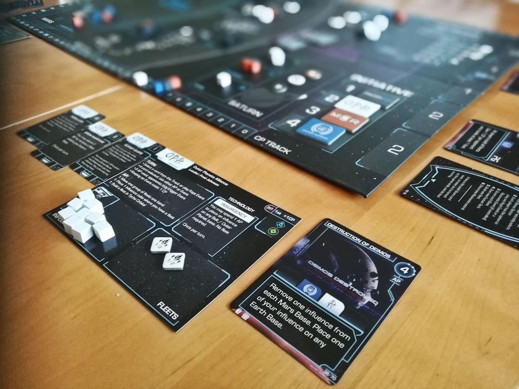 Expanse the Board Game